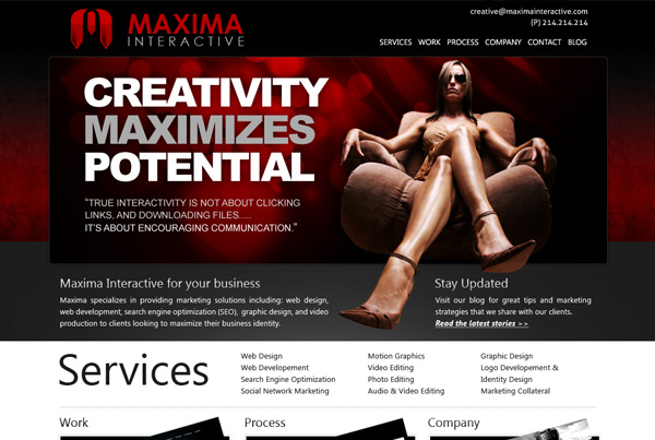 Maxima Interactive